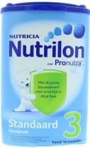 Nutrilon 3 Standaard Zuigelingenvoeding 800gram